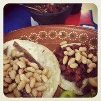 "Photo taken at Tacos Danny  ""Carnes Asadas & Mas"" by Kozvo S. on 4/19/2012"