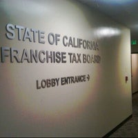 Photo taken at Franchise Tax Board (FTB) Field Office by Rosemarie M. on 6/29/2011