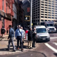 Photo taken at Water Street Gourmet by Steven E. on 3/27/2012