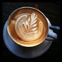 Photo taken at Bluebird Coffee Shop by christian svanes k. on 11/7/2011