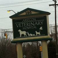 Photo taken at Absecon Veterinary Hospital by Heather S. on 4/9/2011