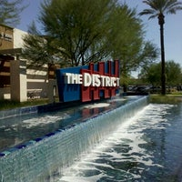 Photo taken at Tempe Marketplace by Justin B. on 8/26/2012