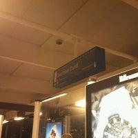 Photo taken at Metrostation Diemen-Zuid by Suzanne V. on 12/15/2011