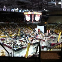 Photo taken at CFE Arena by Donna N. on 4/28/2012