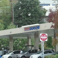 Photo taken at Costco Gas Station by MIKE L. on 10/11/2011