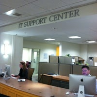 Photo taken at Dimond Library by Dawn Z. on 4/20/2011