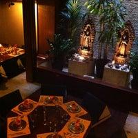 Photo taken at Thai Barcelona   Thai Gardens by Roca B. on 1/13/2011