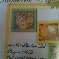 Photo taken at Taqueria Vega by Jessica B. on 9/21/2011