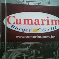 Photo taken at Cumarim Burger Grill by Daniel P. on 6/8/2011