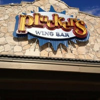 Photo taken at Pluckers Wing Bar by Marissa M. on 11/5/2011