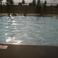 Photo taken at Grove City YMCA by Alicia M. on 7/27/2011