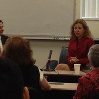 Photo taken at Benjamin N. Cardozo School of Law by Russell S. on 4/20/2012