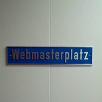 Photo taken at Googleplex - 1055 by Roman K. on 5/22/2012