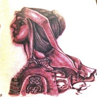 Photo taken at Elle Sparks Tattoos by Elle S. on 2/10/2012