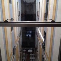 Photo taken at Hotel Hospes Amérigo***** by Juan Fran V. on 8/27/2012