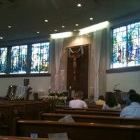 Photo taken at St. Charles Borromeo Catholic Church by Teresa H. on 4/15/2012