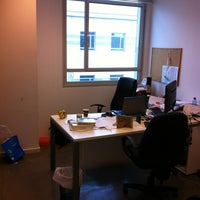 Photo taken at Payoneer by Ben Yaniv C. on 3/14/2012