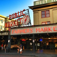 Photo taken at Pike Place Market by Luis R. on 9/7/2012