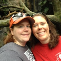 Photo taken at The Rainforest by Kat B. on 8/8/2012