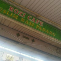 Photo taken at Rozi Cafe by YAS on 2/23/2011