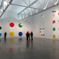 Photo taken at Gagosian Gallery by Mark W. on 1/28/2012