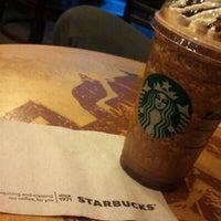 Photo taken at Starbucks by Rosman N. on 1/12/2012