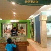 Photo taken at Gedung memorabilia taman pintar by Firstyani D. on 1/20/2012