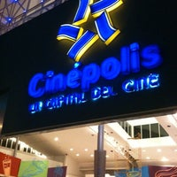Photo taken at Cinépolis by Brigitte P. on 6/1/2011