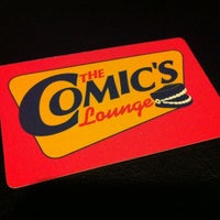Photo taken at The Comic's Lounge by jason n. on 8/5/2011