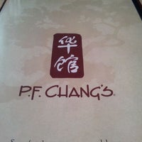 Photo taken at P.F. Chang's by Arvid B. on 10/10/2011