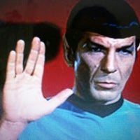 Photo taken at Time for Star Trek! by Anita K. on 12/4/2011