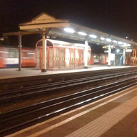 Photo taken at North Acton London Underground Station by Isabelle W. on 9/14/2011
