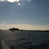 Photo taken at St. Lawrence River by Allison S. on 7/1/2011