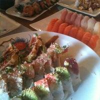 Photo taken at Midori Sushi by Alain M. on 2/25/2012