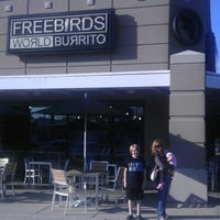 Photo taken at Freebirds World Burrito by Tex M. on 8/6/2012