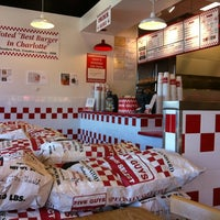 Photo taken at Five Guys by Lance N. D. on 6/30/2012