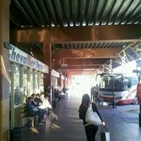 Photo taken at Terminal de Omnibus Pergamino by Francisco J S. on 10/27/2011