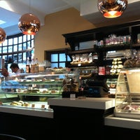 Photo taken at Patisserie Valerie by Maria Jose S. on 4/16/2012
