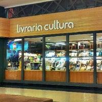 Photo taken at Livraria Cultura by Eduardo M. on 6/17/2012