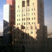 Photo taken at Columbia University Mailman School of Public Health by Sam M. on 12/2/2011