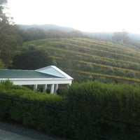 Photo taken at Benziger Family Winery by Sharon F. on 10/29/2011