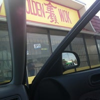 Photo taken at Golden Wok by Gina D. on 3/16/2012