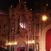 Photo taken at Tampa Theatre by Dimecio D. on 12/13/2011