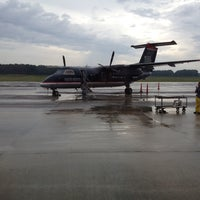 Photo taken at Salisbury-Ocean City: Wicomico Regional Airport (SBY) by Henry H. on 8/25/2012