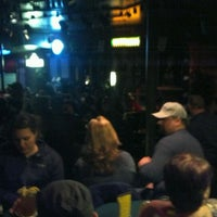 Photo taken at Snickerz comedy club by Mark G. on 1/6/2012