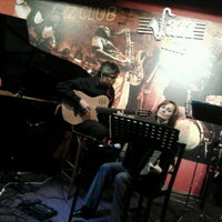 Photo taken at Jazz Time by Ivana H. on 12/5/2011