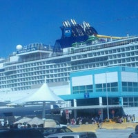 Photo taken at Norwegian Epic by Tracy W. on 11/5/2011