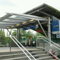 Photo taken at MRT Chatuchak Park (CHA) by Tho on 5/26/2012