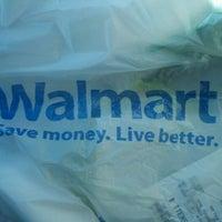 Photo taken at Walmart Supercenter by Harold C. on 11/11/2011
