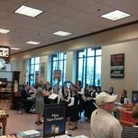 Photo taken at Barnes & Noble by William P. on 11/20/2011